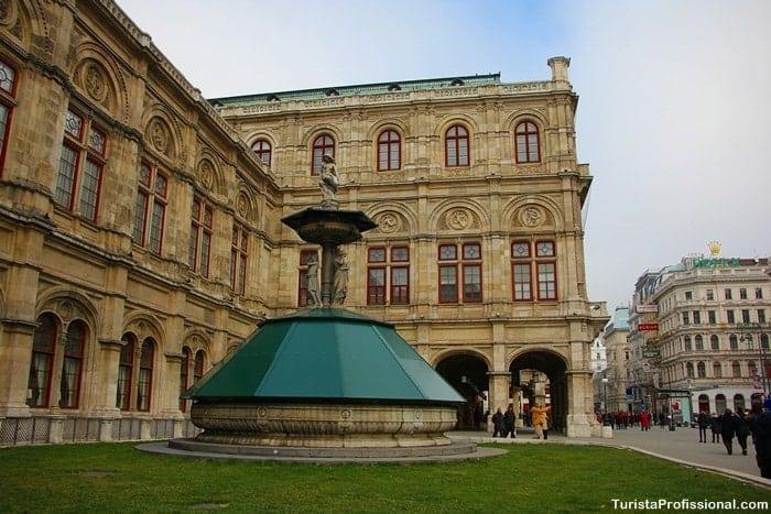 opera de viena - Passeando pela Ringstrasse, a rua mais famosa de Viena