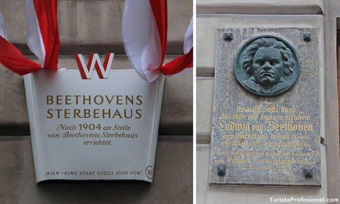 ouvir Beethoven em Viena
