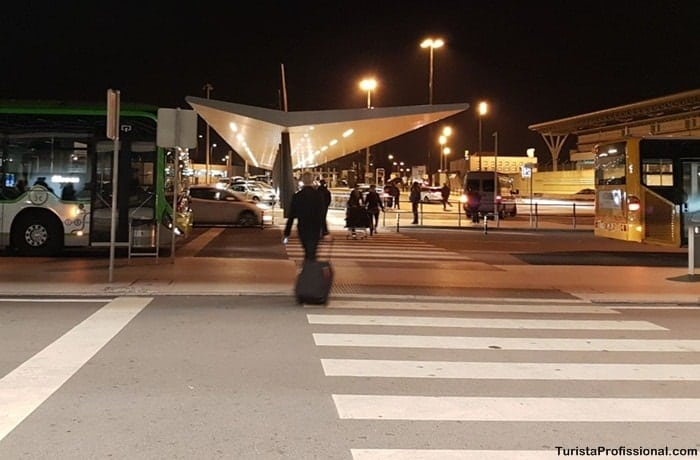 uber no aeroporto de Lisboa