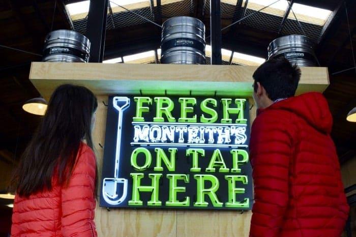 cerveja na Nova Zelândia