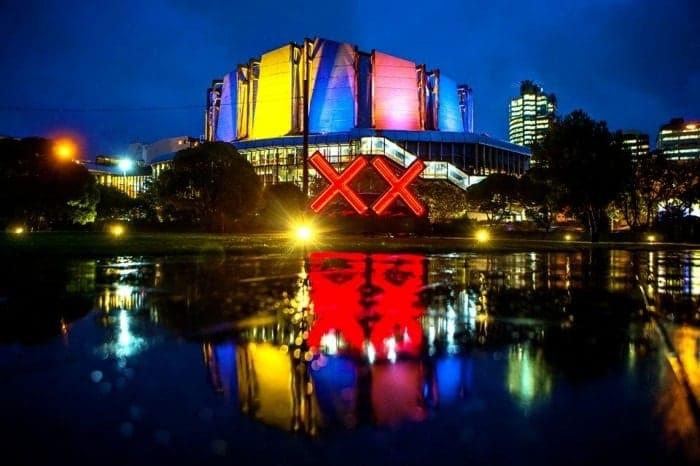 LUX Light Festival - 18 motivos para visitar a Nova Zelândia