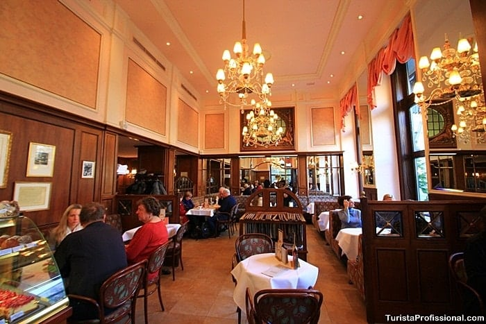 cafe mozart viena - Os clássicos cafés de Viena que você não pode deixar de conhecer