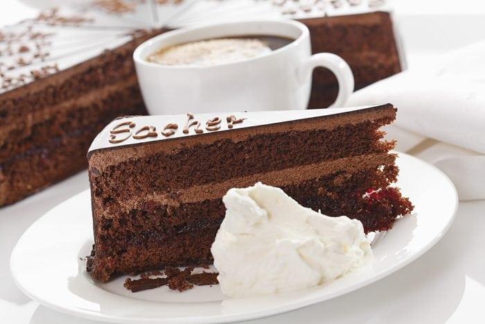 cafe sacher em viena - Os clássicos cafés de Viena que você não pode deixar de conhecer