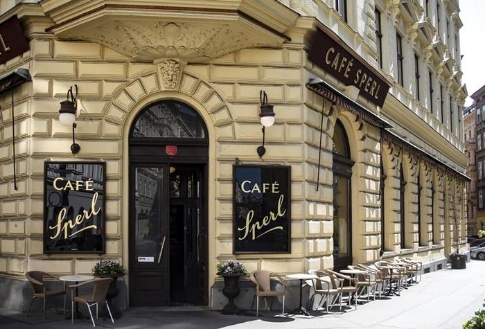 Café Sperl Viena