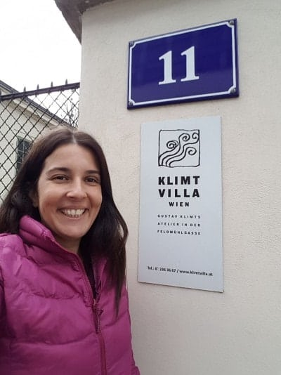 Casa de Klimt em Viena