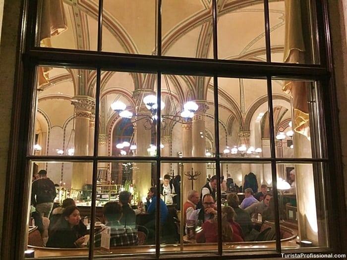 central cafes de viena - Os clássicos cafés de Viena que você não pode deixar de conhecer