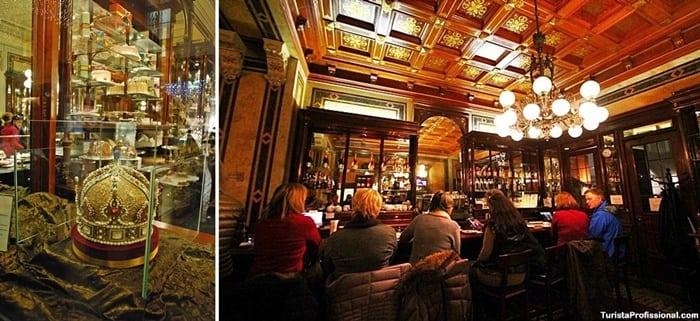 Cafés de Viena Demel