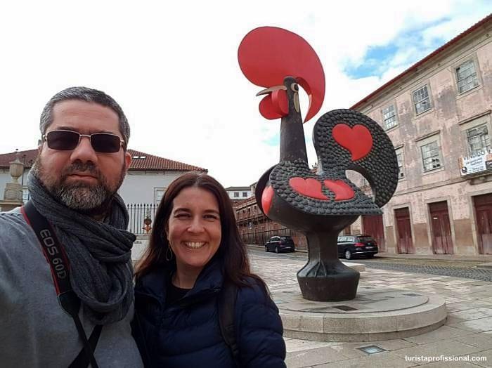 Galo de Barcelos - Portugal