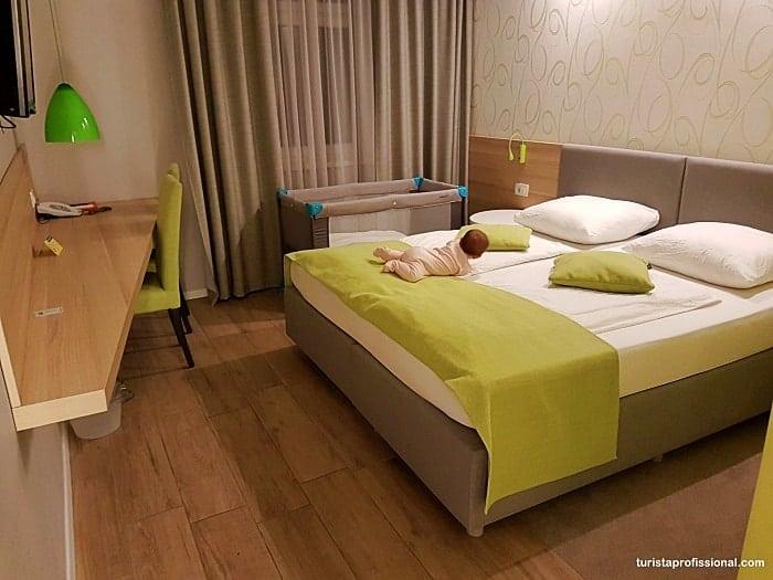 hotel em Lubliania - Eslovênia