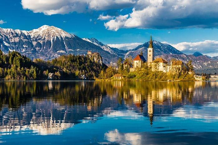 lago bled - Roteiro de 3 dias na Eslovênia