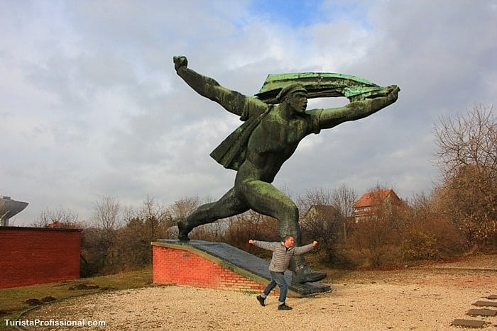 Memento Park Budapeste