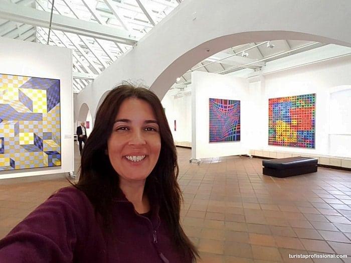 Museu Victor Vasarely Budapeste