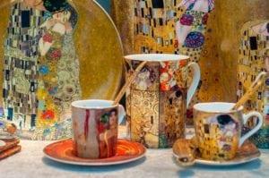 Souveniers com tema do Klimt