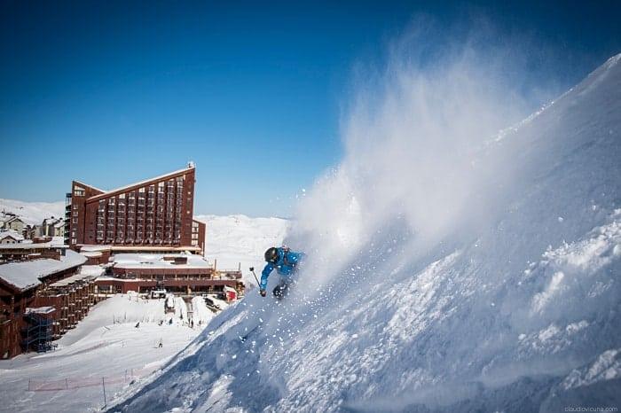 Valle Nevado dicas - Que tal aprender a esquiar no Valle Nevado?