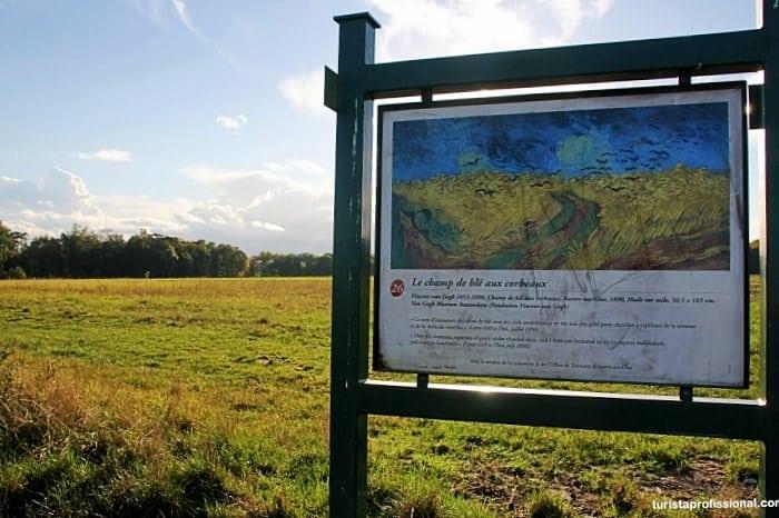 Auvers-sur-Oise, a cidade onde Van Gogh morreu