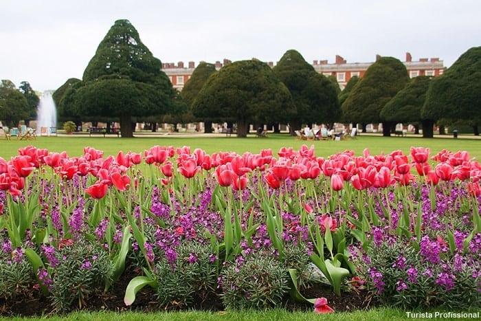 Castelo Hampton Court