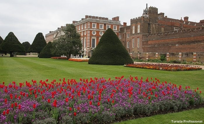 jardins do hampton court
