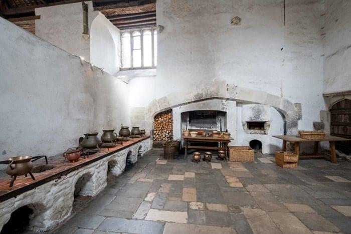 cozinha do hampton court - Dicas para visitar o Hampton Court, o palácio de Henrique VIII