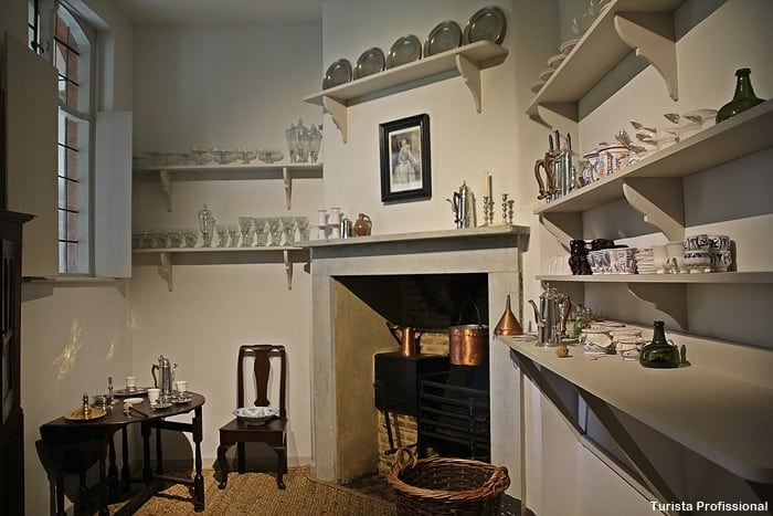 Cozinha do castelo