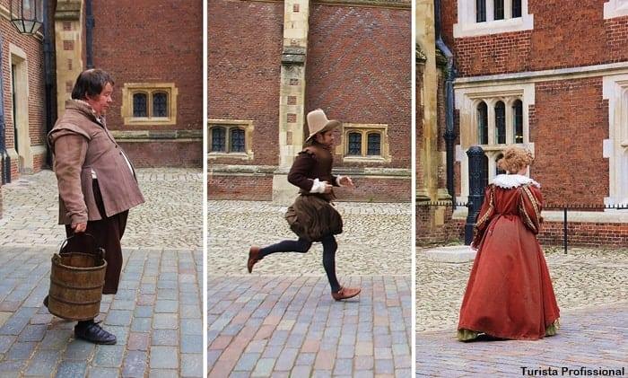 o que ver em Hampton Court