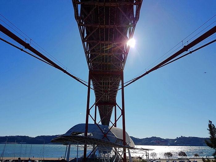 ponte 25 de abril lisboa - Experiência Pilar 7 em Lisboa