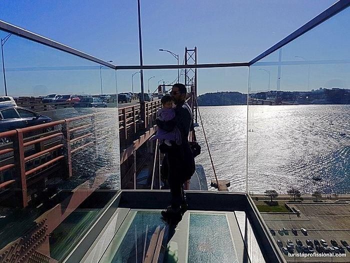 ponte lisboa - Experiência Pilar 7 em Lisboa