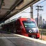 trem para o aeroporto de Guarulhos