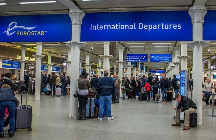 Trem entre Londres e Amsterdam é inaugurado