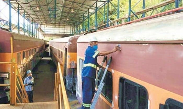 viagem de trem Rio Minas