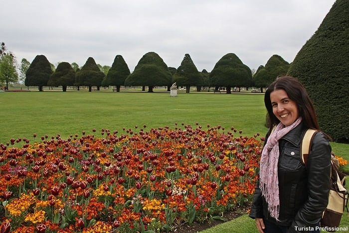 Hampton Court londres