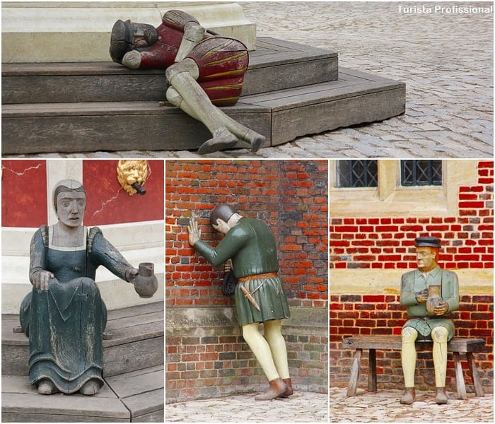 Visitar Hampton court