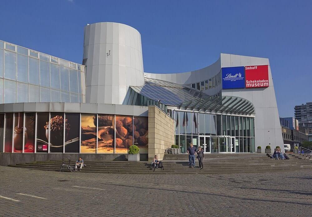 Museu do chocolate - pontos turísticos de Colônia