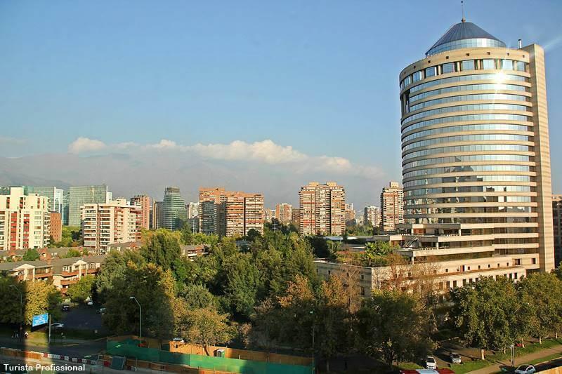 bairro bellavista santiago onde ficar - Onde ficar em Santiago do Chile: dicas de hotéis e bairros