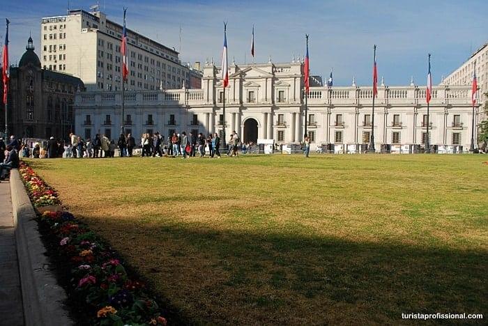 casa de la moneda chile - Viajar para Santiago do Chile: 5 ótimos motivos para você se empolgar