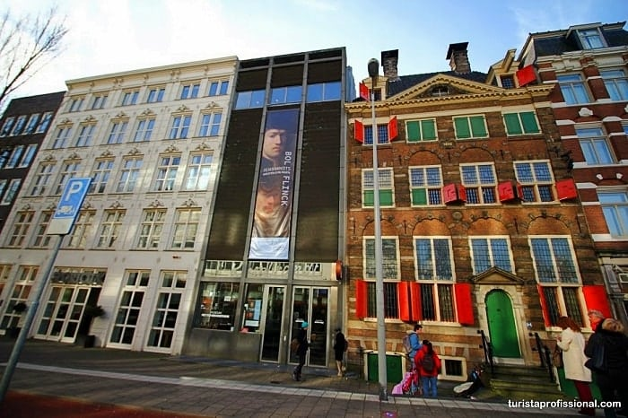 casa de rembrandt na holanda - Museu Casa de Rembrandt em Amsterdam