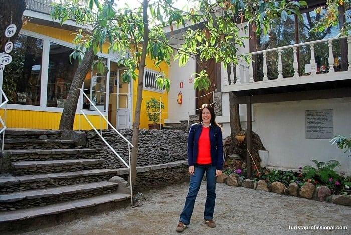 casa pablo neruda - O que fazer em Santiago do Chile: as principais atrações