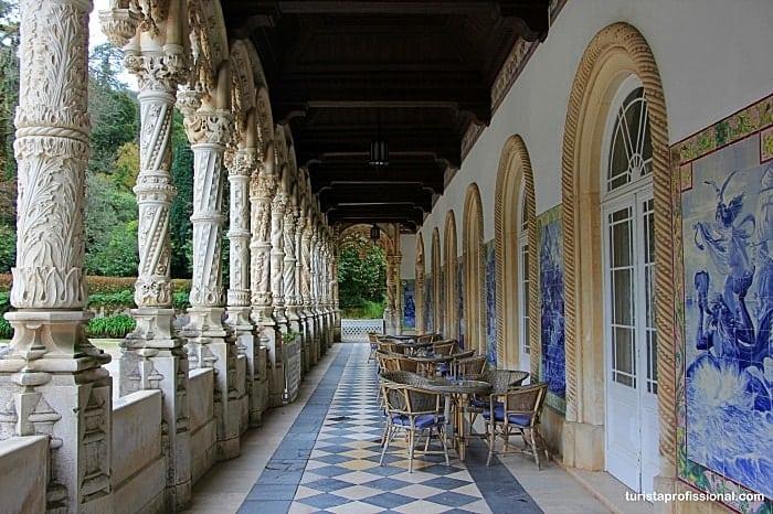 hotel lacaio do bussaco - Como chegar e o que visitar na Mata do Buçaco, Portugal