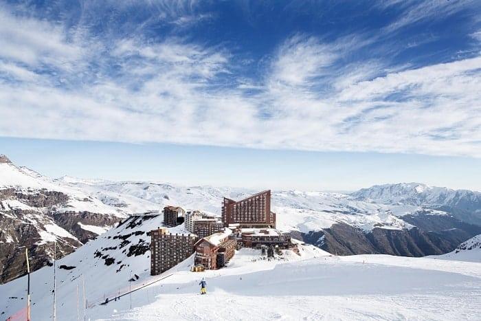 hotel valle nevado - Bate e volta ao Valle Nevado saindo de Santiago do Chile