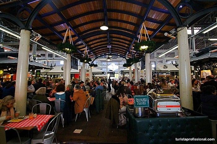 mercado de campo de ourique lisboa - O que fazer em Lisboa