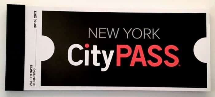 Vale a pena compra o New York City Pass?