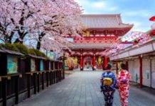 o que visitar em Tóquio