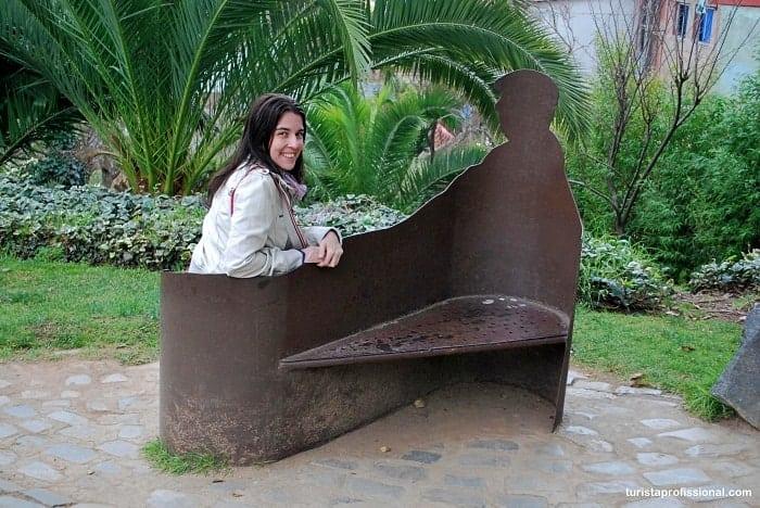 pablo neruda chile - O que fazer em Santiago do Chile: as principais atrações