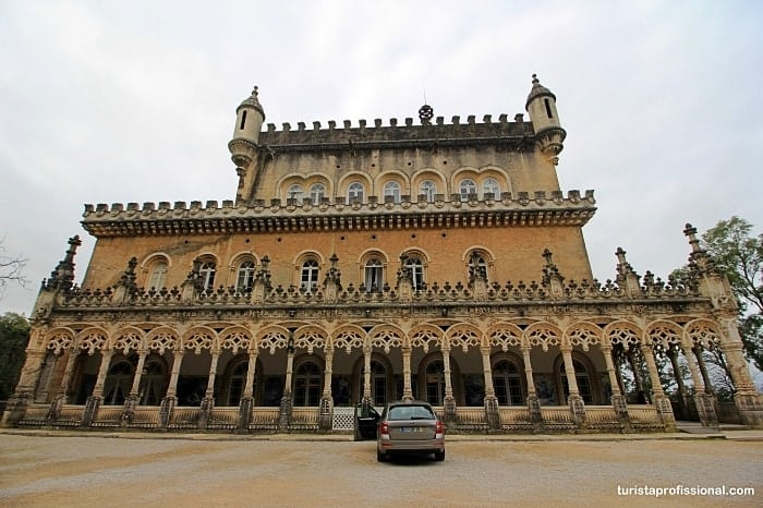 palacio do bucaco portugal - Como chegar e o que visitar na Mata do Buçaco, Portugal