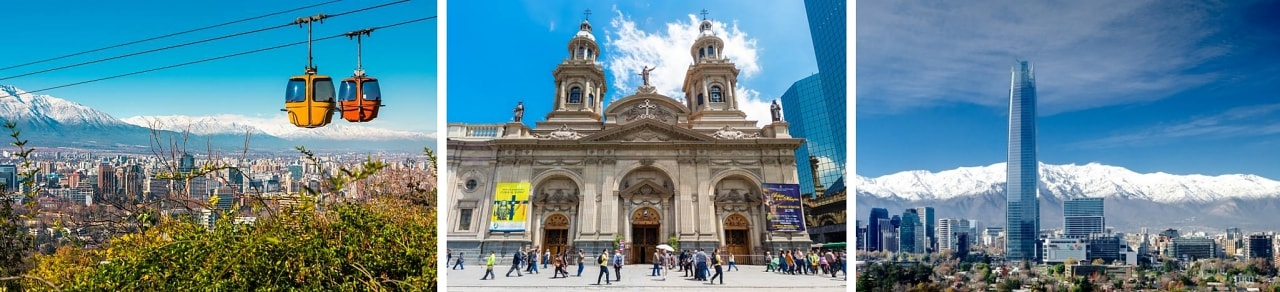passagens aereas baratas para santiago do chile - Clima em Santiago do Chile: qual a melhor época para viajar?