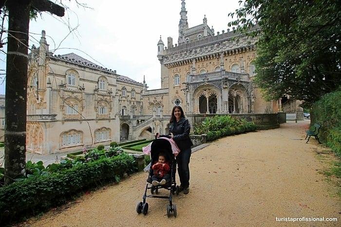 portugal com crianca - Como chegar e o que visitar na Mata do Buçaco, Portugal