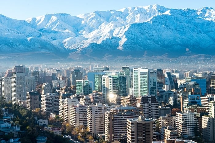 santiago do chile 1 - Viagem para o Chile: guia completo!