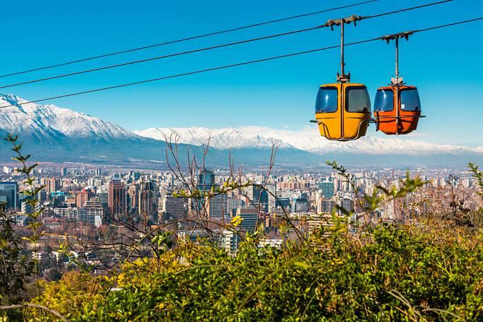 Roteiro de 2 dias em Santiago do Chile
