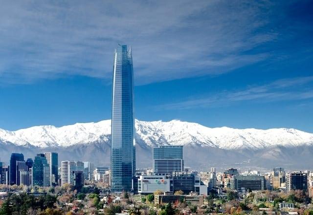 sky costanera santiago do chile - Clima em Santiago do Chile: qual a melhor época para viajar?