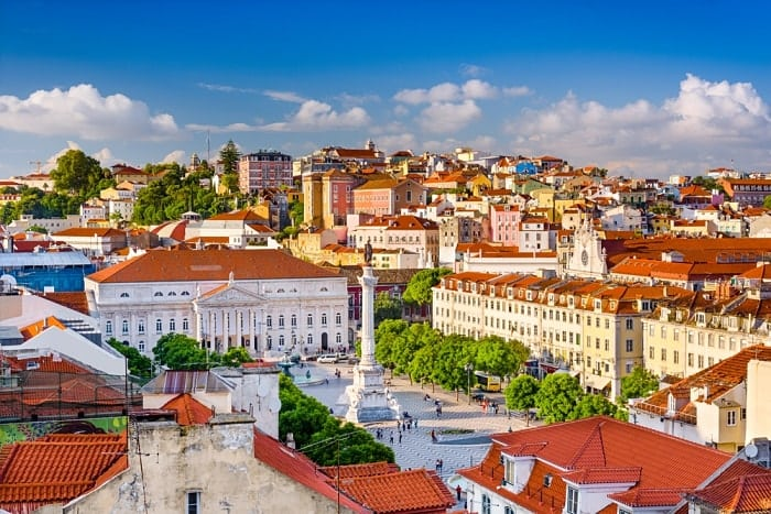 vista de lisboa portugal - Os tipos de visto para morar em Portugal