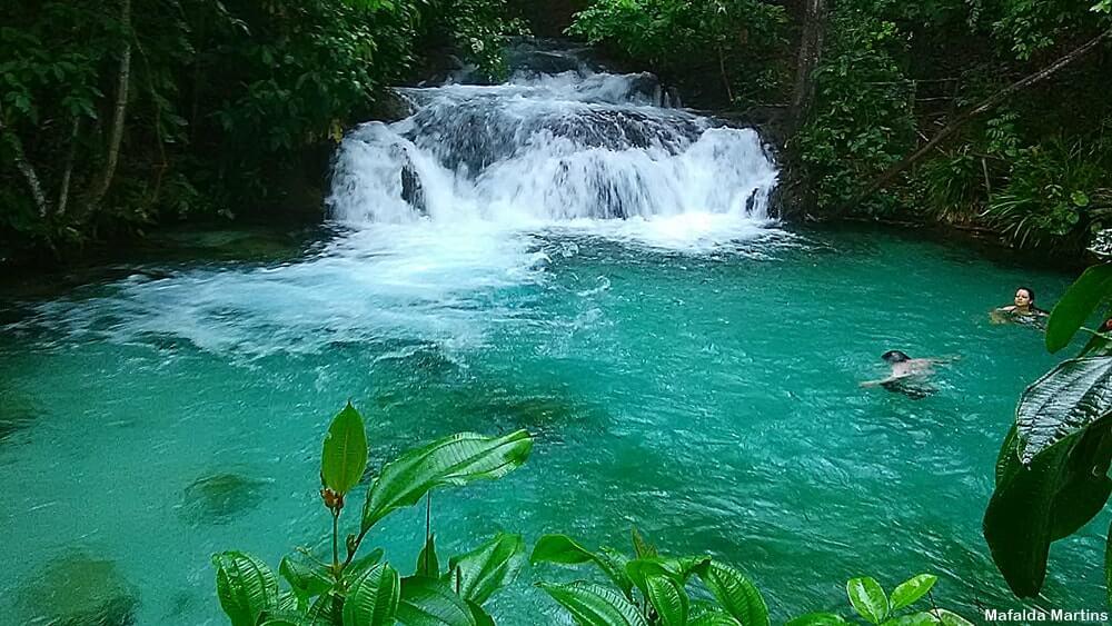 cachoeira da formiga no jalapao - Roteiro de 3 dias no Jalapão: o que fazer